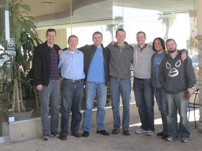 Take 1 - Rob and his high school friends meeting up for a fun cheap lunch in memory of their favorite place Jade...