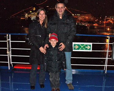 Christmas 2010 Italy