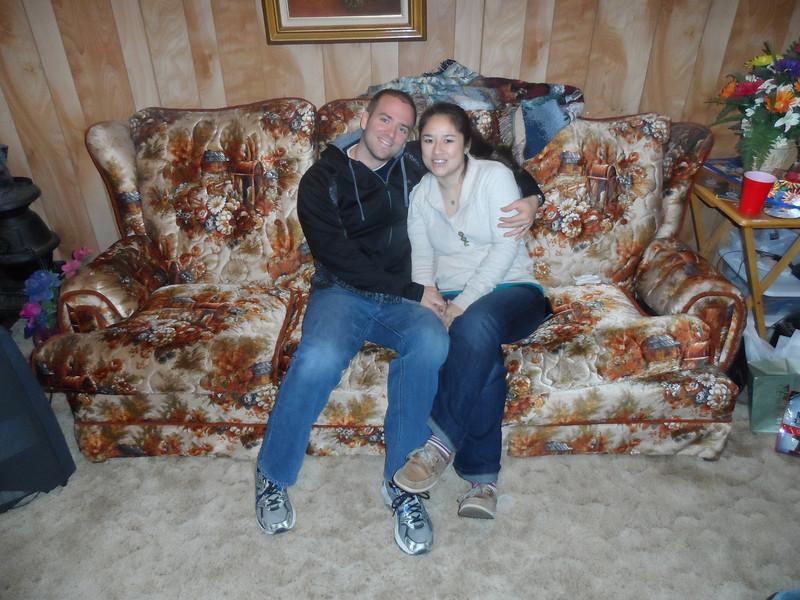 Luke and Tiffany Humphries