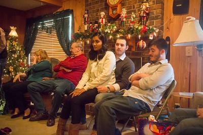 Christmas 2014 @ the Guyton's