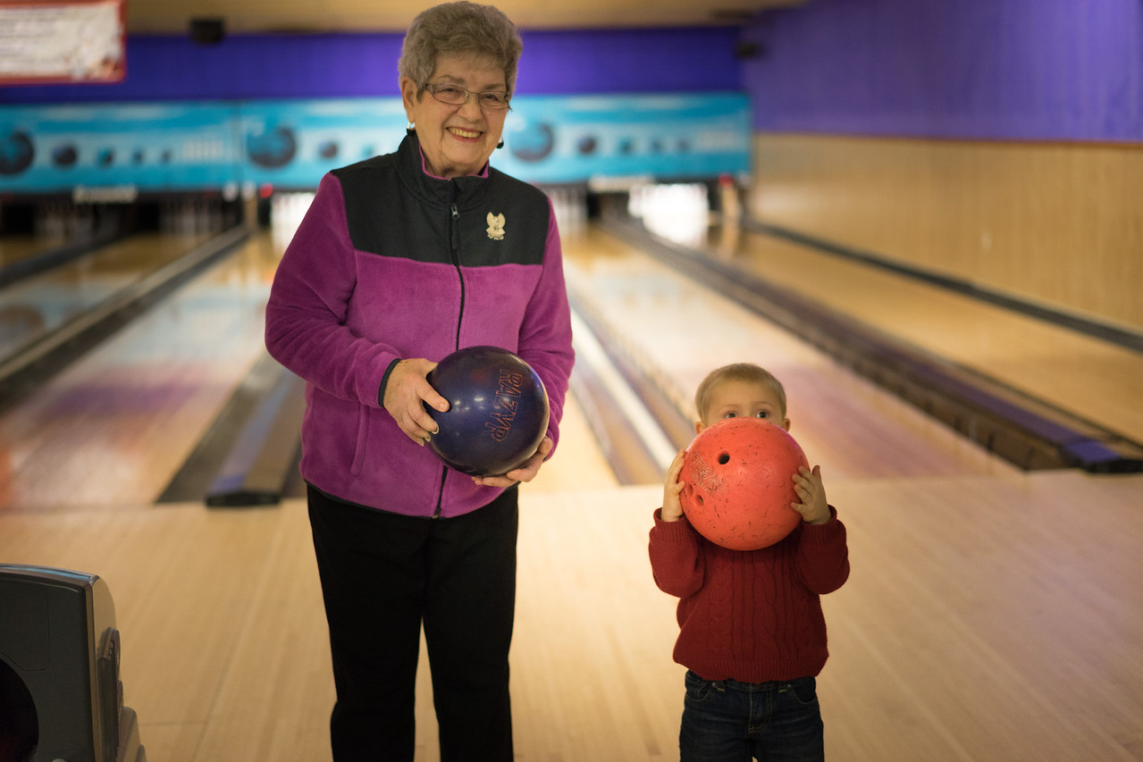 Best Bowlers, Christmas 2014