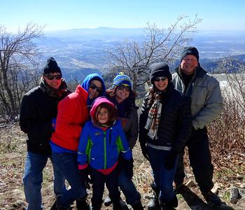 Christmas 2015 in Lake Arrowhead CA