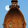 Courthouse Supermoon