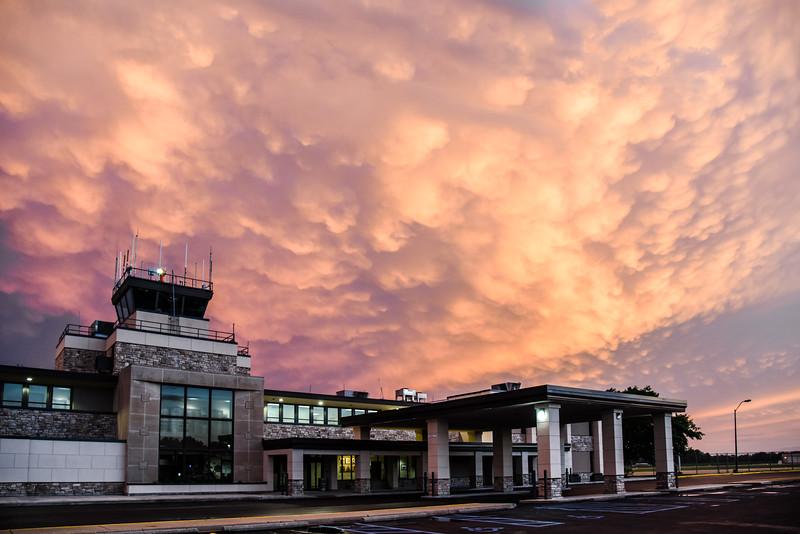 Terre Haute Airport Fall 2017