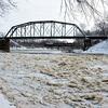 Wabash River January 7, 2014