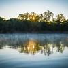 Wabash River Sunrise 2 September 2017