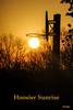 Hoosier Sunrise   Easter Morning 2016
