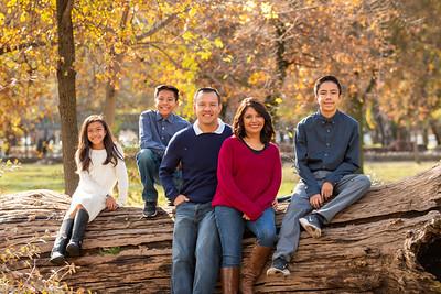 Christmas Hernandez Family-3436