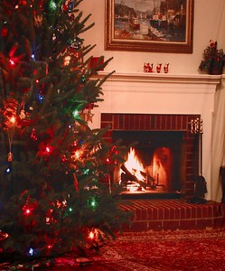 Indoor Tree-Fireplce2