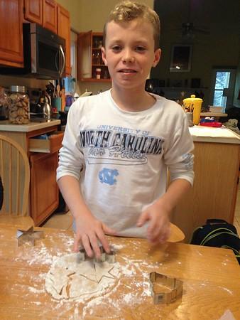 Christmas Break 2015 (Dylan 10, Conall 8)