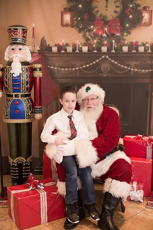 Danicka's (My Daughter's) Santa Room Merion 2016
