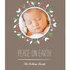 Peace Wreath-Brown