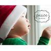 Peace Frame-Black