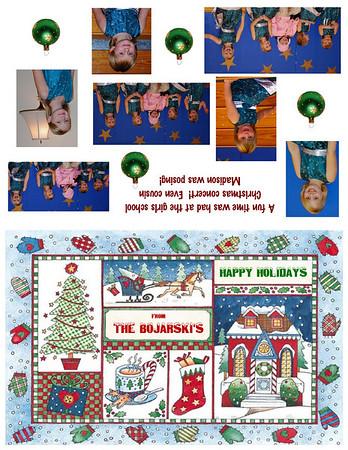 Bojarski Christmas Card 2007