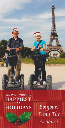 2009 - Segway tour in Paris