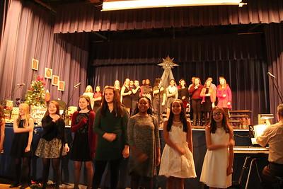 Christmas Concert, Grades 1-8, December 15, 2016