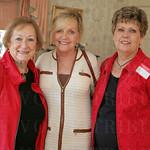 Scottye Ghent, Mary Scheen and Sarah Snyder.