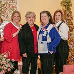 Ellen Mellinges, Pennie Miller, Patti Kuchenbrod, Karen Krupicenicz and Norma Collins.