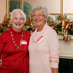 Barbara Lorenz and Peggy Duane.