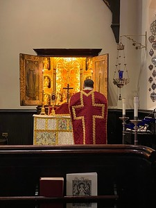 Low Mass of St Stephen on Boxing Day