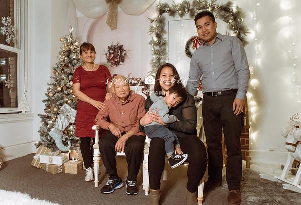 Marquerite's Family