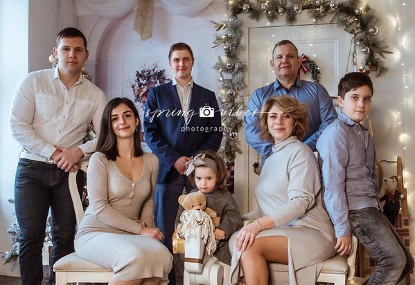 Oksana's Family