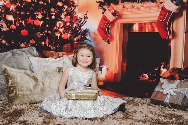 5 Christmas Family Photos London 2020