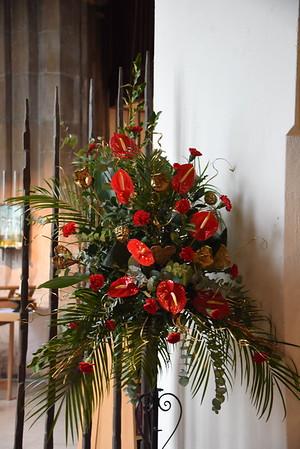 Christmas Flowers 2017
