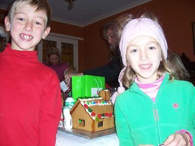 Christmas Gingerbread 2003
