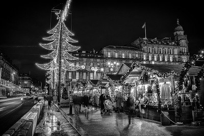 George Square - Christmas 2018