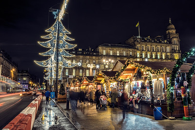 George Square - Christmas 2018
