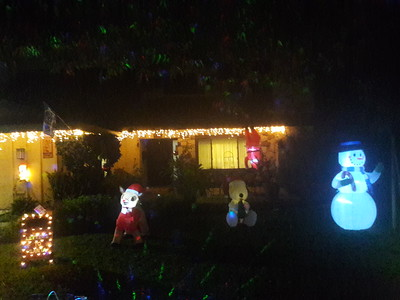 Christmas House Decorations 2017