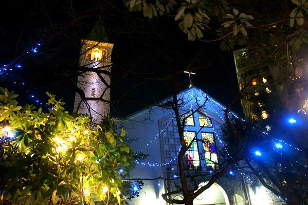Simoigusa church