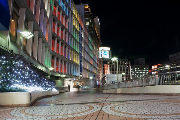 Christmas Illumination - 新宿小田急