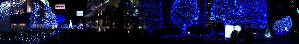 Christmas Illumination - 新宿サザンテラス
