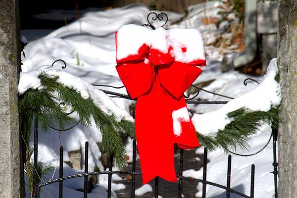 Christmas In The Oregon District Dayton Ohio
