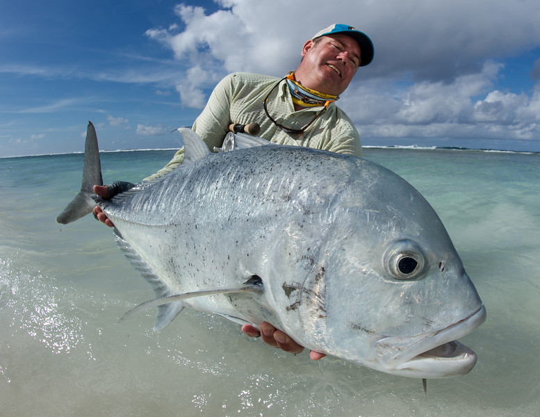 Christmas Island - Kiribati - Ikari House Fly Fishing - © Jim Klug Outdoor Photography and Yellow Dog Flyfishing Adventures