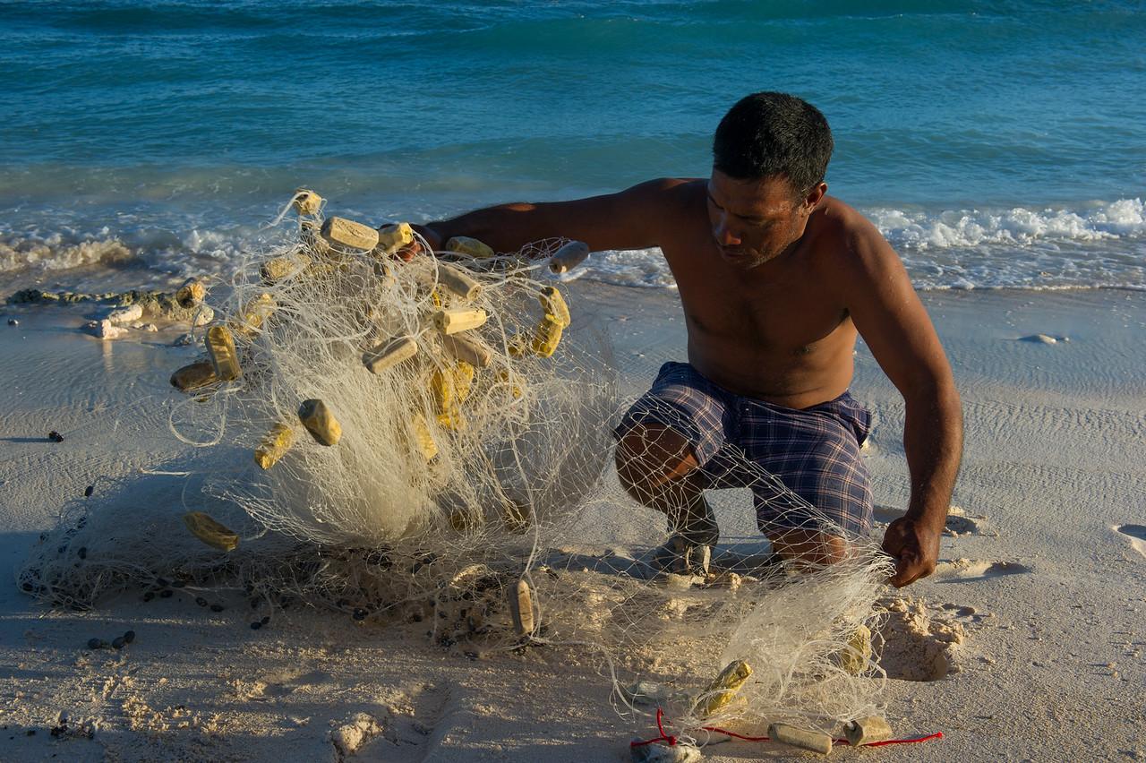 jimklug Photo Keywords: fly fish Christmas island
