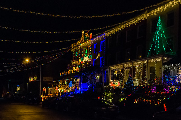 Christmas Lights 34th St
