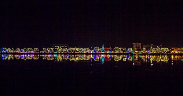 Christmas Lights and scenes