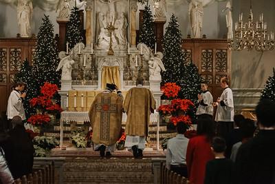 _NIK9308 Christmas St  Peters Steubs LatinMass