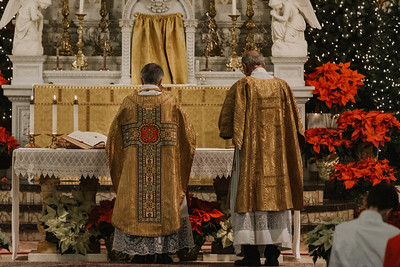 _NIK9381 Christmas St  Peters Steubs LatinMass