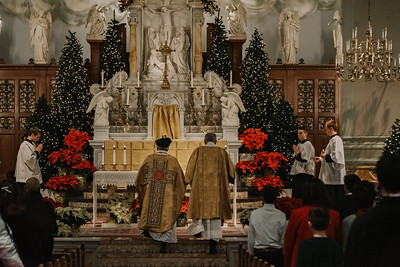 _NIK9304 Christmas St  Peters Steubs LatinMass
