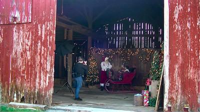 Behind the Scenes Reindeer Barn WattersWorks