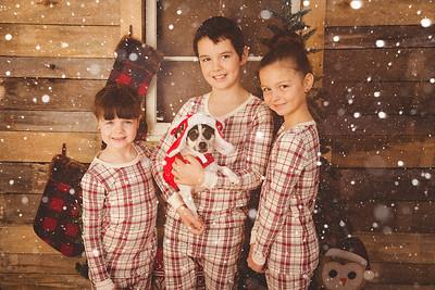 Christmas Mini Inside Wesley