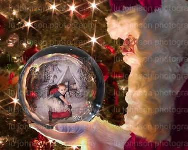Alli Bradley Christmas Mini