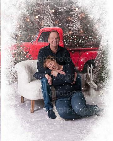 Grant & Carmen Christmas Mini