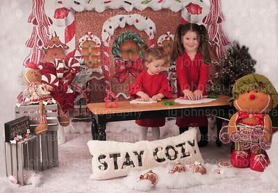 Neva Christmas Mini Session