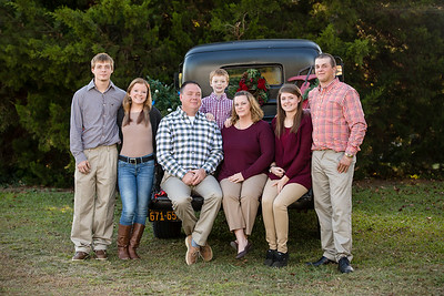Rollinson Family