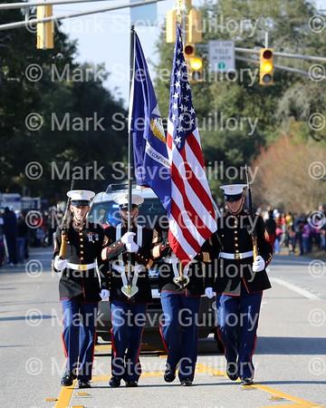 Christmas Parade, Lafayette, Louisiana 2014